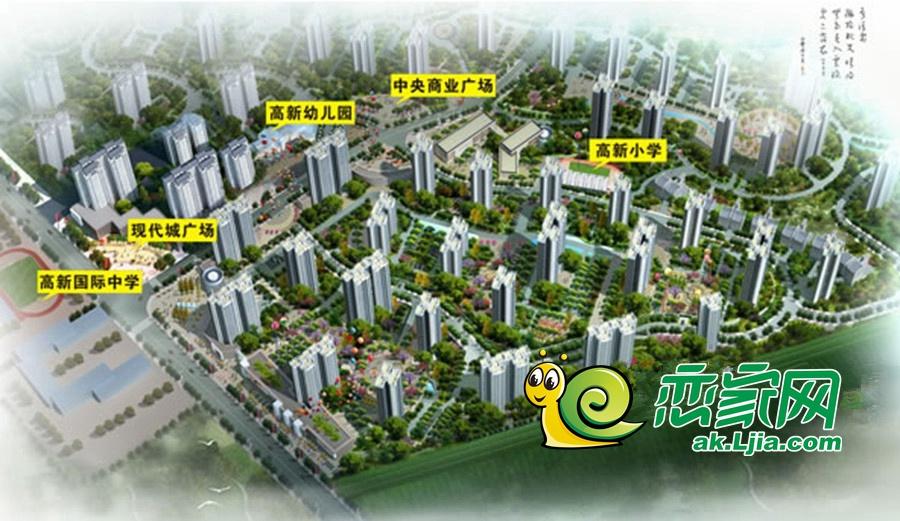 高新现代城
