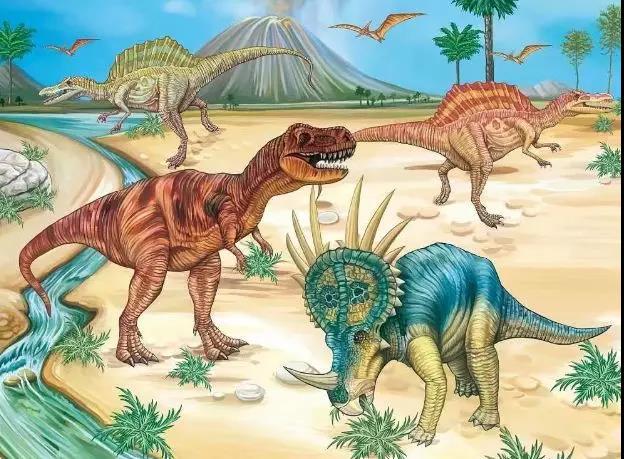 穿越侏罗纪,恐龙世界大揭秘图片