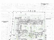 上城公馆建筑平面规划图