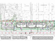 上城公馆二期建筑平面规划图