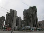 元泰清华园2013年5月30日工程进度