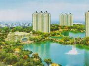 安阳恒大绿洲中心湖景观