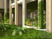 锦江城市花园的效果图