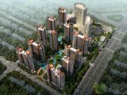锦江城市花园鸟瞰图