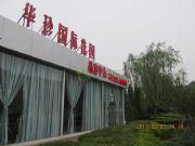 华珍国际花园售楼中心实景图