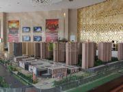 义乌国际商贸城(义乌城)的实景图