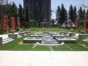 亚龙湾东湖中央喷泉(2013年6月11日)