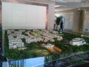 亚龙湾东湖营销中心一角(2013年6月11日)