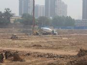 宜居燕苑工地(2013年6月15日)