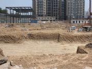 宜居燕苑打槽完成(2013年7月3日)