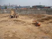 锦江城市花园2期工程进度图