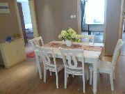 金柏湾样板间餐桌