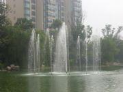 恒大绿洲湖心