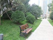 恒大绿洲小区长椅