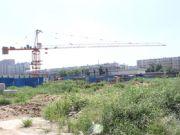 锦江城市花园8月23日工程进度