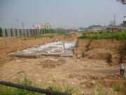 万和城项目5#进展