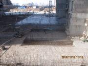 锦江城市花园修建地下停车场