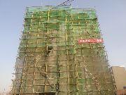 万和城6#建设实景图
