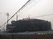 佳田未来城外部施工