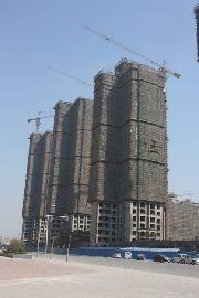 华强城3期卡塞雷斯项目实景图