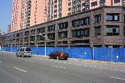 义乌国际商贸城一期沿街商铺项目工地