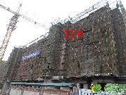 亚龙湾东湖10#楼施工现场