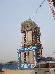 万和城6#楼实景图