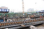 万象城项目1#建设实景图