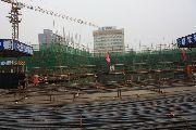 万象城项目4#建设实景图
