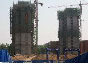 宜居燕苑5#1#楼建设实景图
