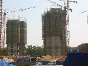 宜居燕苑5#8#楼建设实景图