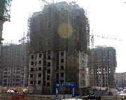 宜居燕苑10#楼建设实景图