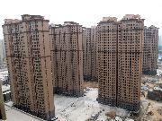 安阳义乌国际商贸城一期项目实景图