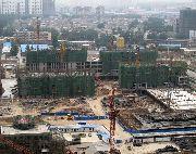 安阳义乌国际商贸城二期项目实景图