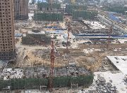 安阳义乌国际商贸城二期项目整体建设实景图