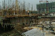 华珍国际花园1#楼建设实景图