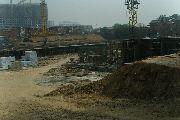 华珍国际花园3#楼建设实景图