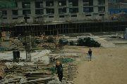 华珍国际花园5#楼建设实景图