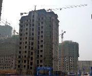 宜居燕苑8#楼建设实景图
