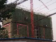 佳田未来城6#楼施工进度实拍