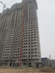 华富世家13#楼施工进度实拍