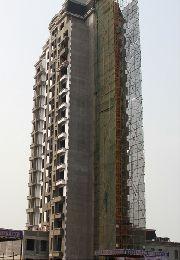 万和城7#楼实景图