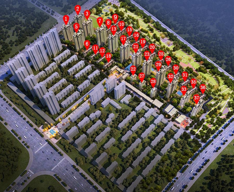 安阳建业桂园三期·东府