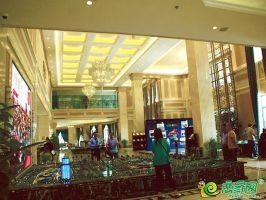 建业城展厅实景图