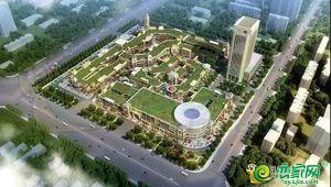国旅安阳城效果图