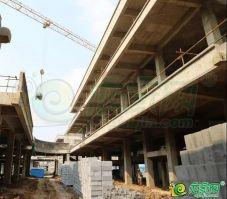 国旅安阳城工程实景图