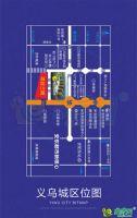 安阳义乌国际商贸城区位图