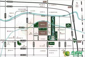 润安枫林台区位图