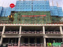 空港新城工程进度图(2019.05.18)