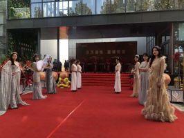 9月26日,海悦国际营销中心、样板间盛大开放